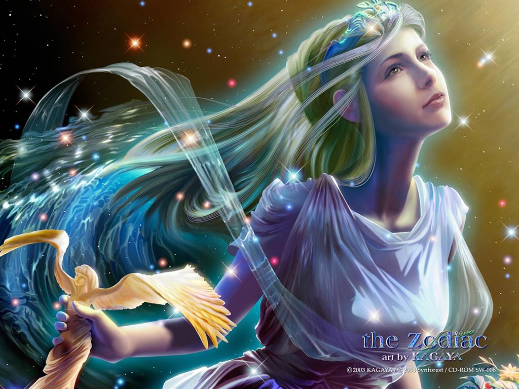 星空物語女生頭像